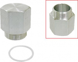 Sports Parts Inc Deep Well Float Bowl Nut