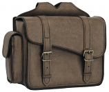 River Road Momentum Series Saddlebag with Quick-Release Straps