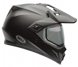 Bell MX-9 Adventure Snow Helmet with Dual Lens Shield
