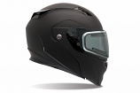 Bell Revolver Evo Solid Snow Helmet with Electric Shield