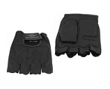 RoadKrome Chopper Flame Leather Gloves