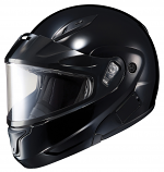 HJC CL-Max II Solid Snow Helmets with Dual Lens Shield