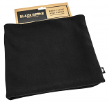 Black Brand Microfleece Neck Warmer