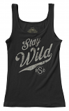 Roland Sands Design Stay Wild Womens Tank Top