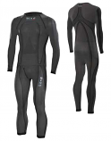 SIXS One-Piece Undersuit Superlight Carbon Underwear