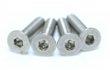 Shogun Motorsports Insert Screw Set for PA2 Frame Sliders