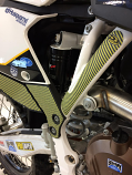 P3 Grip Guard Frame Protection Decals