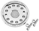 Bikers Choice Outlaw Pulley Guard Kit