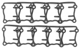 Twin Power Lifter Block Cover Tappet Guide Gaskets