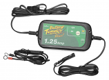 Battery Tender Plus Selectable 6-V/12-V 1.25 Amp Battery Charger