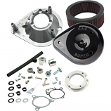 S&S Cycle Super Stock Stealth Air Cleaner Kit for S&S Engines