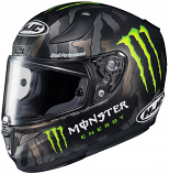 HJC RPHA-11 Pro Monster Military Camo Helmet