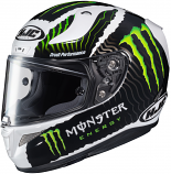 HJC RPHA-11 Pro Monster Military White Sand Helmet