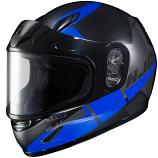 HJC CL-Y Boost Youth Snow Helmet with Dual Lens Shield