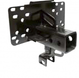 Quadrax 2in. Universal Hitch Receiver