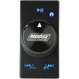 Moose Utility Snap-In Bluetooth Receiver/Controller