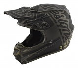 Troy Lee Designs SE4 Polyacrylite Factory Helmet