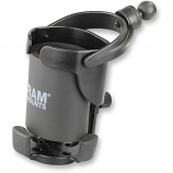 Ram Mounts Level Cup Ball Mount with XL Cup Holder