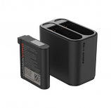 Dual Battery Charger for Garmin VIRB Ultra 30 Camera