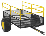 Quadboss Utility Trailer