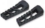 Kuryakyn Riot Footpegs without Male-Mount Ends