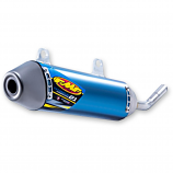 FMF Racing Powercore 2.1 Shorty Silencers