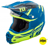 Fly Racing F2 Carbon Forge Helmet