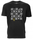Fly Racing Checkers T-Shirt