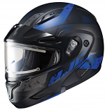 HJC CL-Max II Friction Snow Helmets with Electric Shield