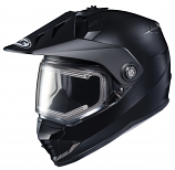 HJC DS-X1 Solid Snow Helmets with Electric Shield