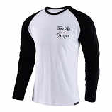 Troy Lee Designs Steady Roller Long Sleeve T-Shirt
