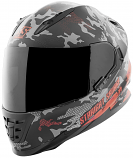 Speed & Strength SS1600 Straight Savage Helmet