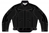 Olympia Moto Sports Hudson Mesh Tech Jackets