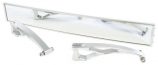 Axia Alloys Wide Panoramic Rear View Mirror