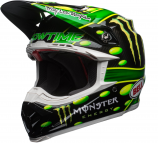 Bell Moto-9 Flex MC Monter Replica Helmet
