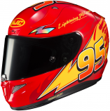 HJC RPHA 11 Pro Lighting McQueen Helmet