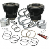 S&S Cycle Stock Bore Cylinder and Piston Kit