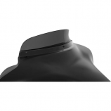 3in. Spoiler Windshield for Memphis Shades Batwing Fairing