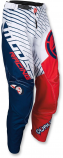 Moose Racing Qualifier Pants - Red/White/Blue