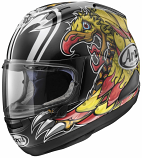Arai Helmets Corsair-X Nakasuga Helmet (Md) [Warehouse Deal]
