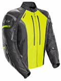 Joe Rocket Atomic 5.0 Jacket (Black/Hi-Vis / XL) [Warehouse Deal]