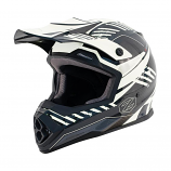 ZOX Peak for Z Series Matrix Carbon Kevlar Squadron Helmet