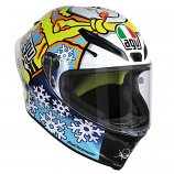 AGV Pista GP Winter Test Snowman 2016 Helmets