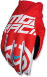 Moose Racing MX2 Gloves - Red/White