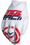 Moose Racing MX2 Gloves - Red/White/Blue