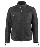 Roland Sands Design Duro Perforated Waxed Cotton Jackets