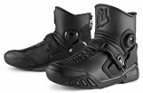 Icon Accelerant Boots (Black / 9) [Warehouse Deal]