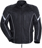 Tourmaster Sonora Air Jacket (Black/Black / Md) [Warehouse Deal]