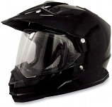 AFX FX-39 Solid Helmet (Black / Md) [Warehouse Deal]
