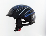 Zox Roadster DDV Freehand Helmet (Blue / XS) [Warehouse Deal]